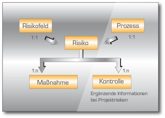 Integration von Risikomanagement und IKS