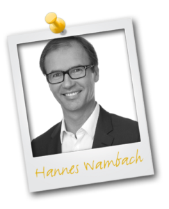 Hannes Wambach, Chief Operations Officer der avedos business solutions GmbH und verantwortlich für GRC-Software
